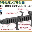 月刊ガンダムエース6月号はガンプラ付録!!「試作型ロングレンジ・ビーム・ライフル」4月26日より、Twitterでガンプラフォトグランプリも開催