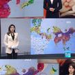 韓国の2つのテレビ局が東海を「日本海」と表記し謝罪