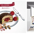 <ロッテが1948年の創業以降、百貨店に専門店を初出店> 鎧塚俊彦シェフ監修の、まるでケーキのような生品質 ナイフとフォークで味わう、ひとりじめしたくなる「チョコパイ」を限定販売