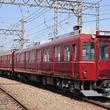 820系の塗装復刻 大和鉄道社章のヘッドマークも 近鉄田原本線が開業100周年