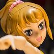 話題の『ガンダム』美少女「ホシノ・フミナ」が早くも展示!「Figure-riseLABO(フィギュアライズラボ)」の美しさを秋葉原で目撃!!