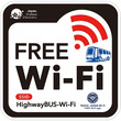登録不要のフリーWi-Fi、高速バス・空港バスの全車両に導入 京王電鉄バス