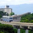 大阪モノレール、ガンバ戦で臨時列車