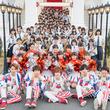 CUBERS 新曲「それじゃ、よろしく」MV公開! 吹奏楽部&チアリーダー部の高校生総勢100人とコラボ