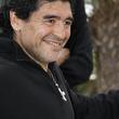 サッカー界のレジェンド=ディエゴ・マラドーナ、52歳でまたパパに