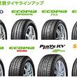 ブリヂストンが電気自動車専用タイヤを開発
