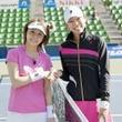 AKB48島田晴香「ネ申テレビ」でテニス日本ランキング挑戦