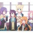 テレビアニメ『GJ部』(グッジョぶ)2013年1月日本テレビにて放送スタート!レギュラー声優陣も決定!