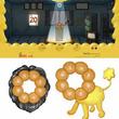 「ポン・デ・リング」が10周年、ミスタードーナツが特設サイト公開。