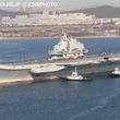 中国空母編隊 将来的に最新鋭軍艦と原子力潜水艦を編入か