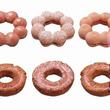 桜の風味が香る「ミスド春味」、シリーズ6種類を期間限定発売へ。