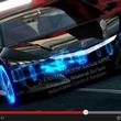 【動画】ホンダNSXコンセプト2013モデルが世界を駆け巡る