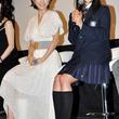 """釈由美子 左足ギプス姿で「大丈夫です」有村架純 制服姿で""""リトル・マエストラ""""ぶり発揮!"""