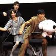 EXILE・KENCHI、坂下千里子とパックンと一緒に「Choo Choo Train」を踊る!