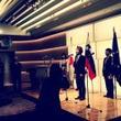 INORAN「音楽でスロベニアとの架け橋に」君が代独唱