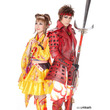 『戦国BASARA』初のミュージカルが宝塚歌劇団花組で上演