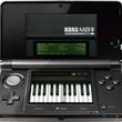 3DSで機能強化した「KORG M01D」5月発売