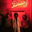 パンクバンド・Droog、2ndフルアルバム・インタビューPart1「アルバムのイメージは、キラキラしたネオンや夜です」