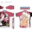 『花咲くいろは』サイクルウェア発売、キャラスポーツブランド『KASOKU』誕生