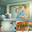 STUDIO4℃制作の森永製菓宣伝アニメが意外とホロリとくる