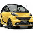 スマートに「イエロー×ブラック」が鮮やかな限定車「smart fortwo coupe mhd edition cityflame」が登場