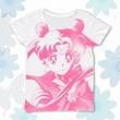 美少女戦士セーラームーンのお洒落Tシャツが登場!
