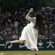 貞子 西武ドーム始球式に現れ2万7680人悲鳴!ノロくない103キロ豪速球も倒れる