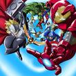 『アベンジャーズ』が東映アニメーション制作でTVアニメ化!2014年春放送