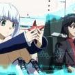 テレビアニメ『蒼き鋼のアルペジオ -アルス・ノヴァ-』第2話「嵐の中へ」より場面カット到着