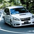 スバルレガシィ、直噴ターボ・アイサイトにお買い得でスポーティな特別仕様車