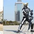 板尾創路が、映画オリジナル仮面ライダーに変身!『仮面ライダーX』速水亮も登場