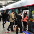 中国・広州地下鉄で異臭騒ぎ、将棋倒しで8人負傷=広東省