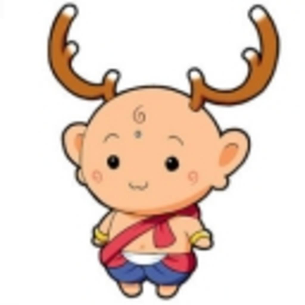 東京の鹿さん