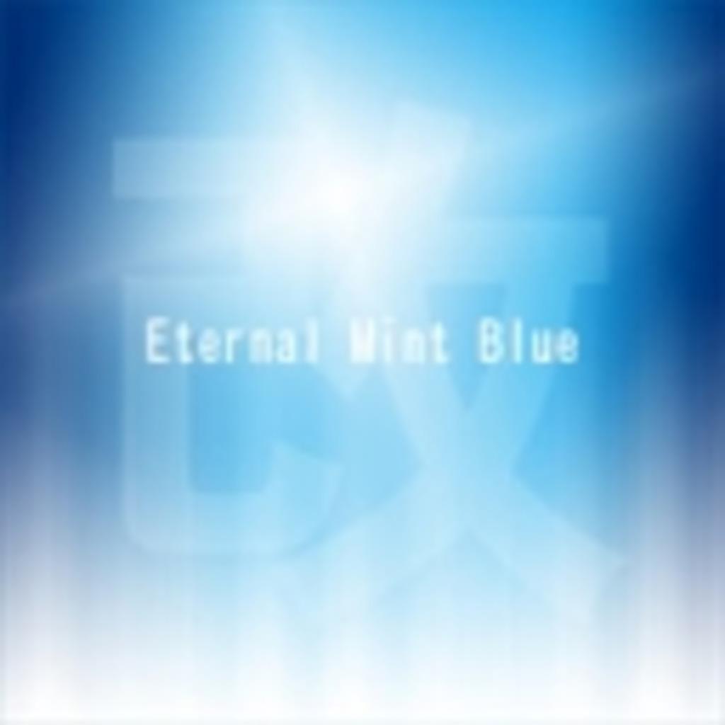Eternal Mint Blue