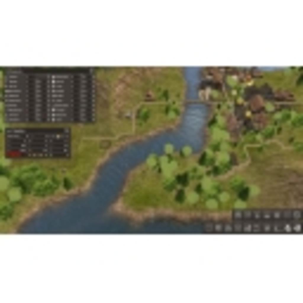 【PCゲーム】 初見実況プレイ 【Banished(バニッシュ)】 村の発展をする