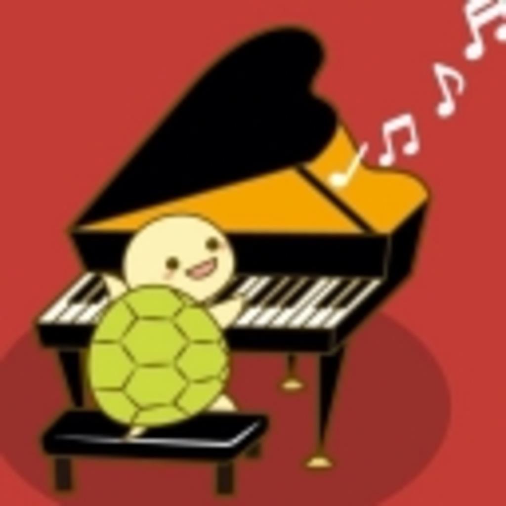B'zのピアノ