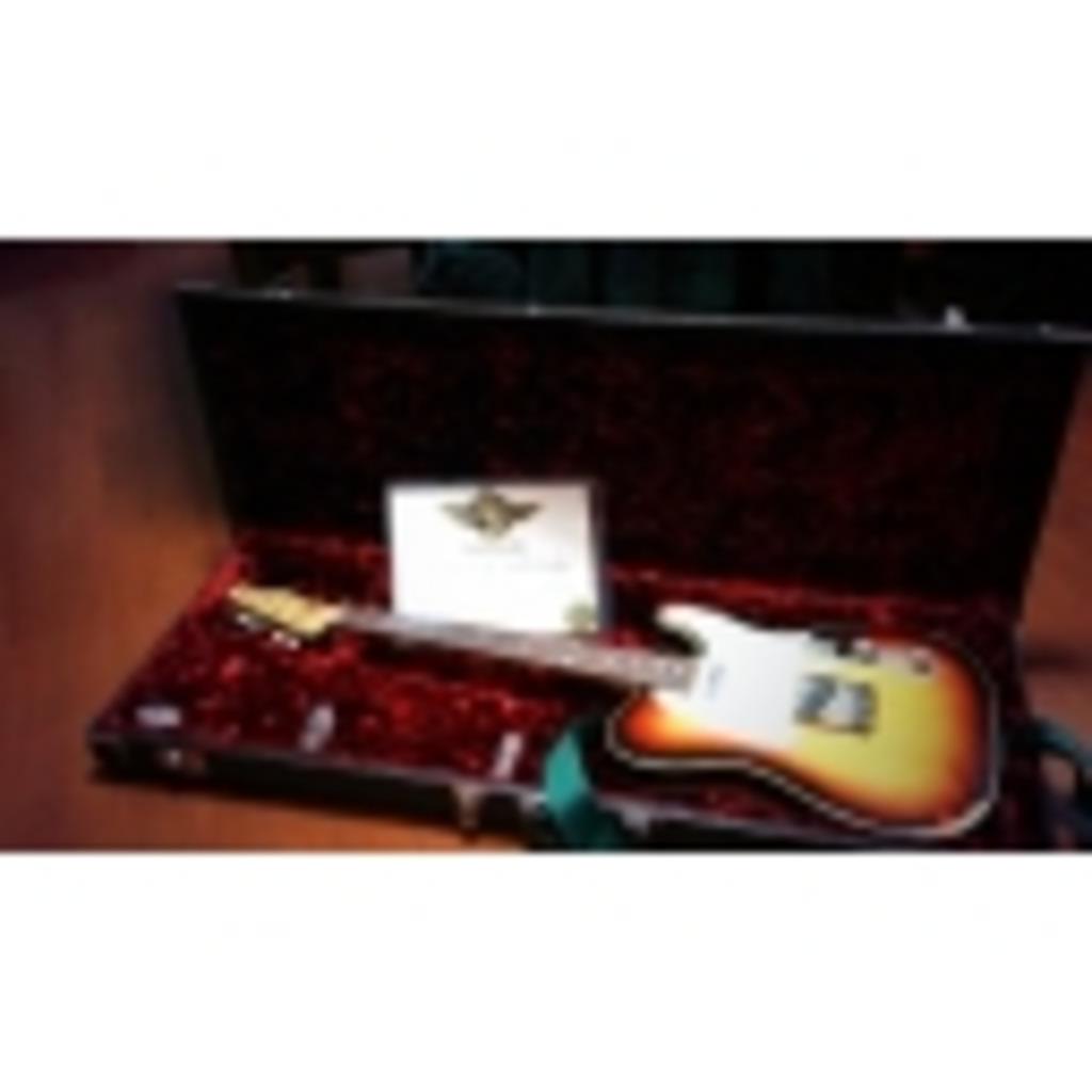 ロックンロールなギター弾こう!