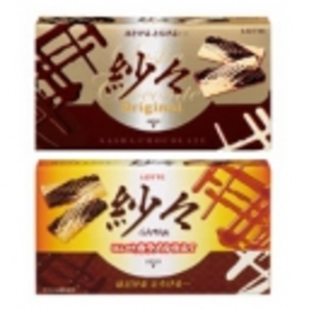 あみあみのお菓子ですよ( ´◔౪ ◔`)