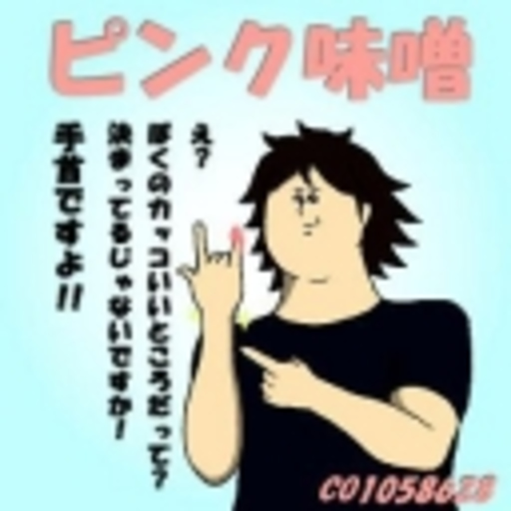 ★ピンク味噌の御暇な時間☆