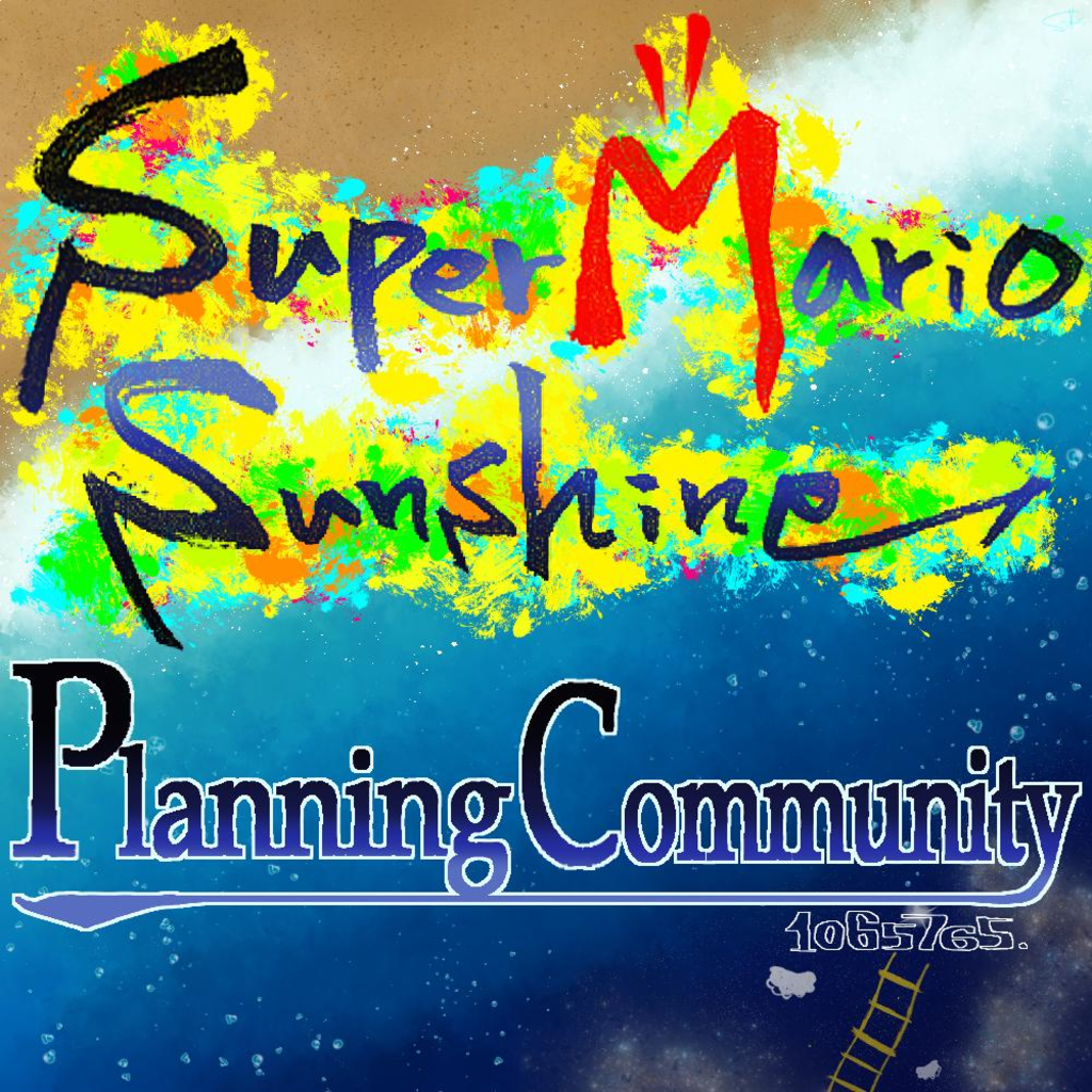 Super Mario Sunshine Planning Community