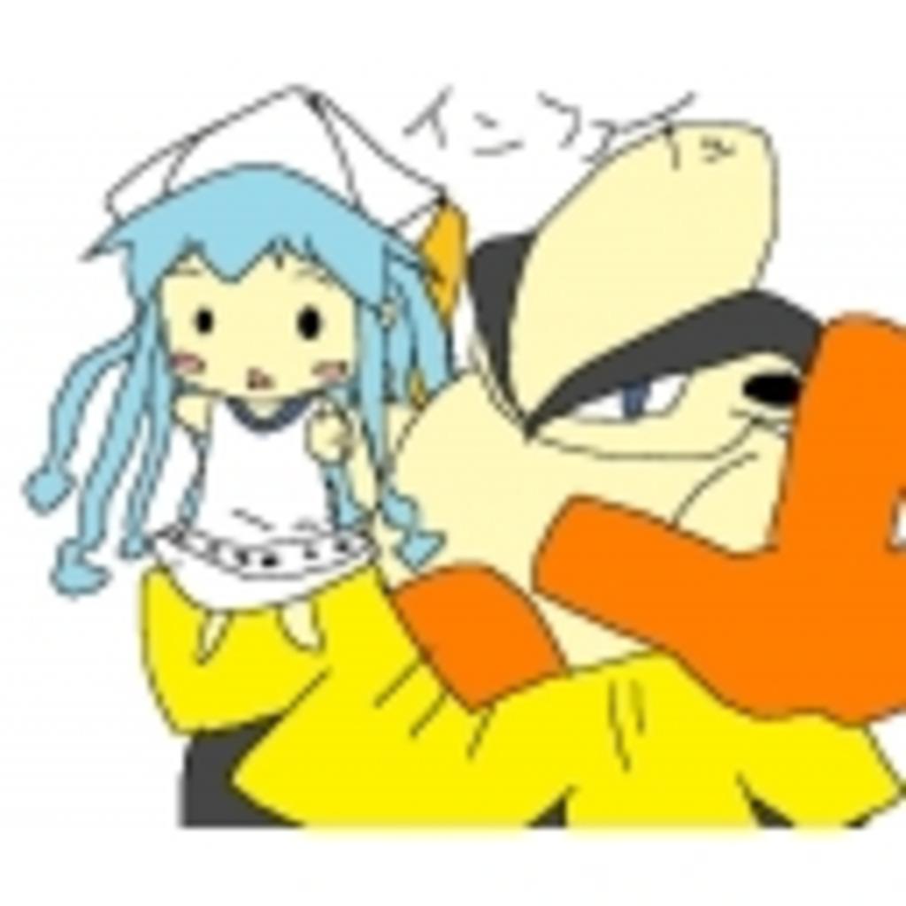 【ポケモン】ダブルバトルを侵略しなイカ!?