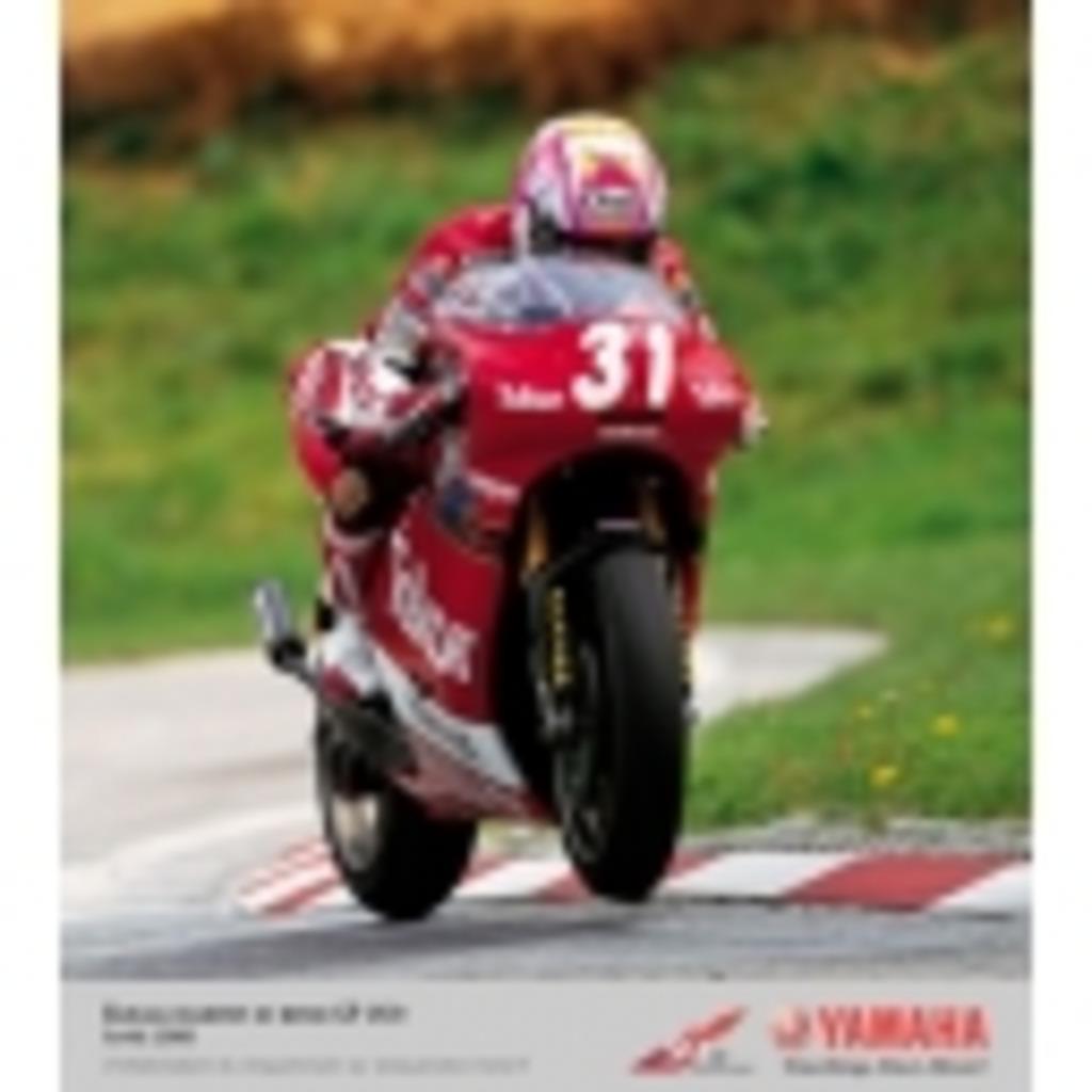 ロードレースワールドグランプリ:WGP/GP125/GP250/GP500