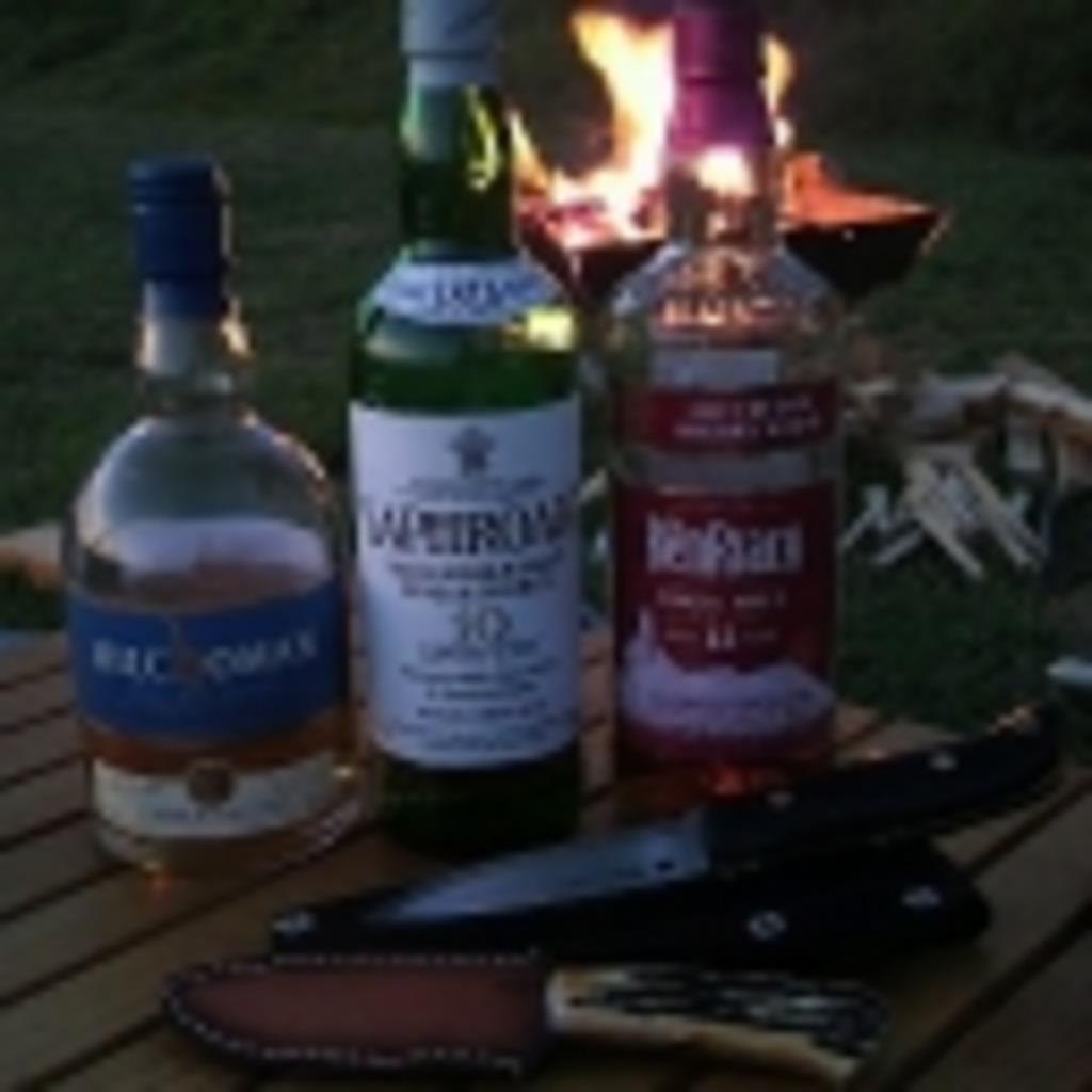 【Outdoor】 キャンプ、外食、飲酒放送とか 【Bushcraft 】