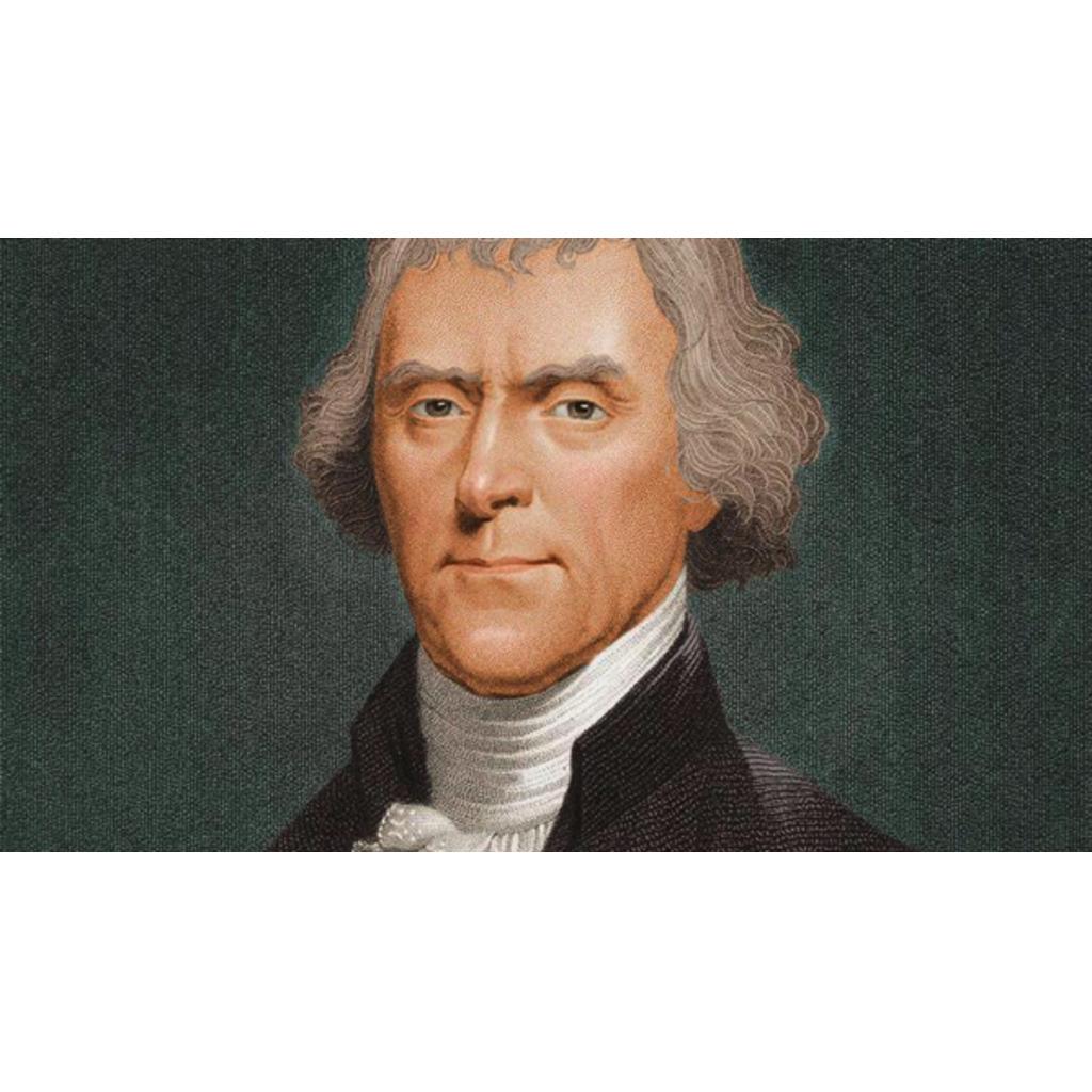 嫌儲のジェファーソン