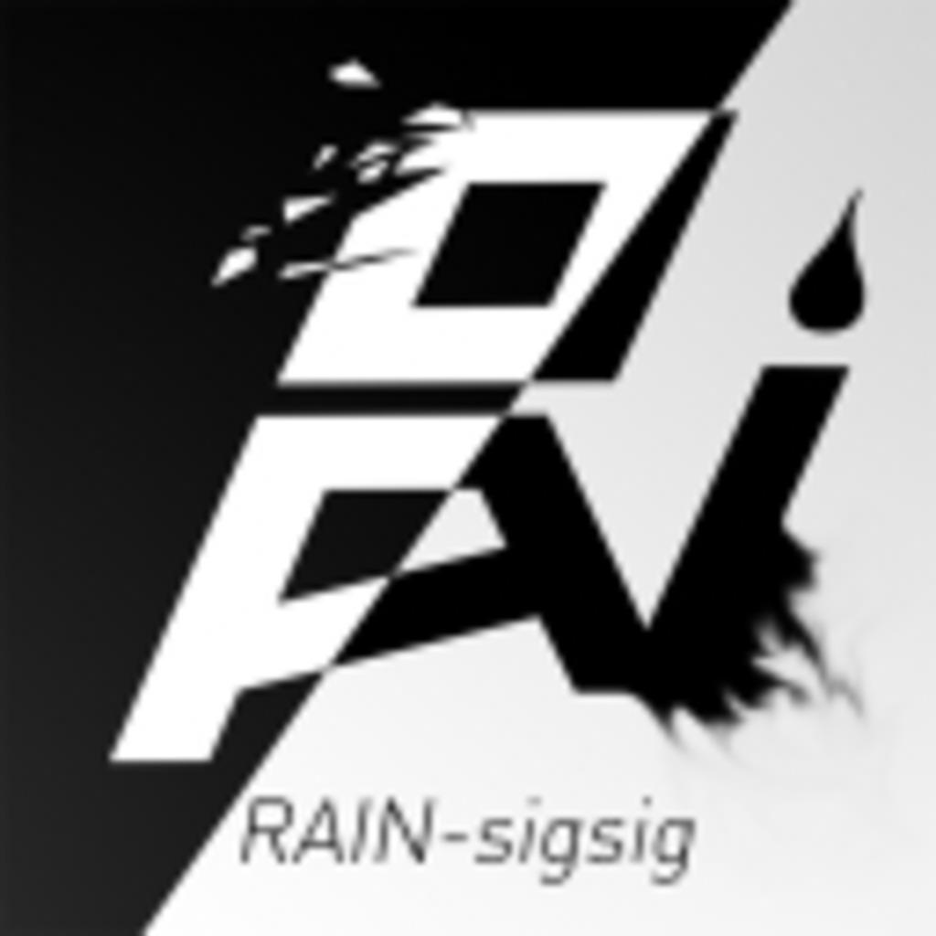 rainのゲームロビー