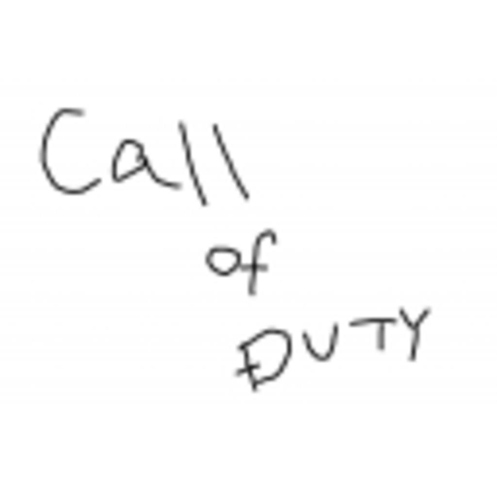 PS4のコールオブデューティー