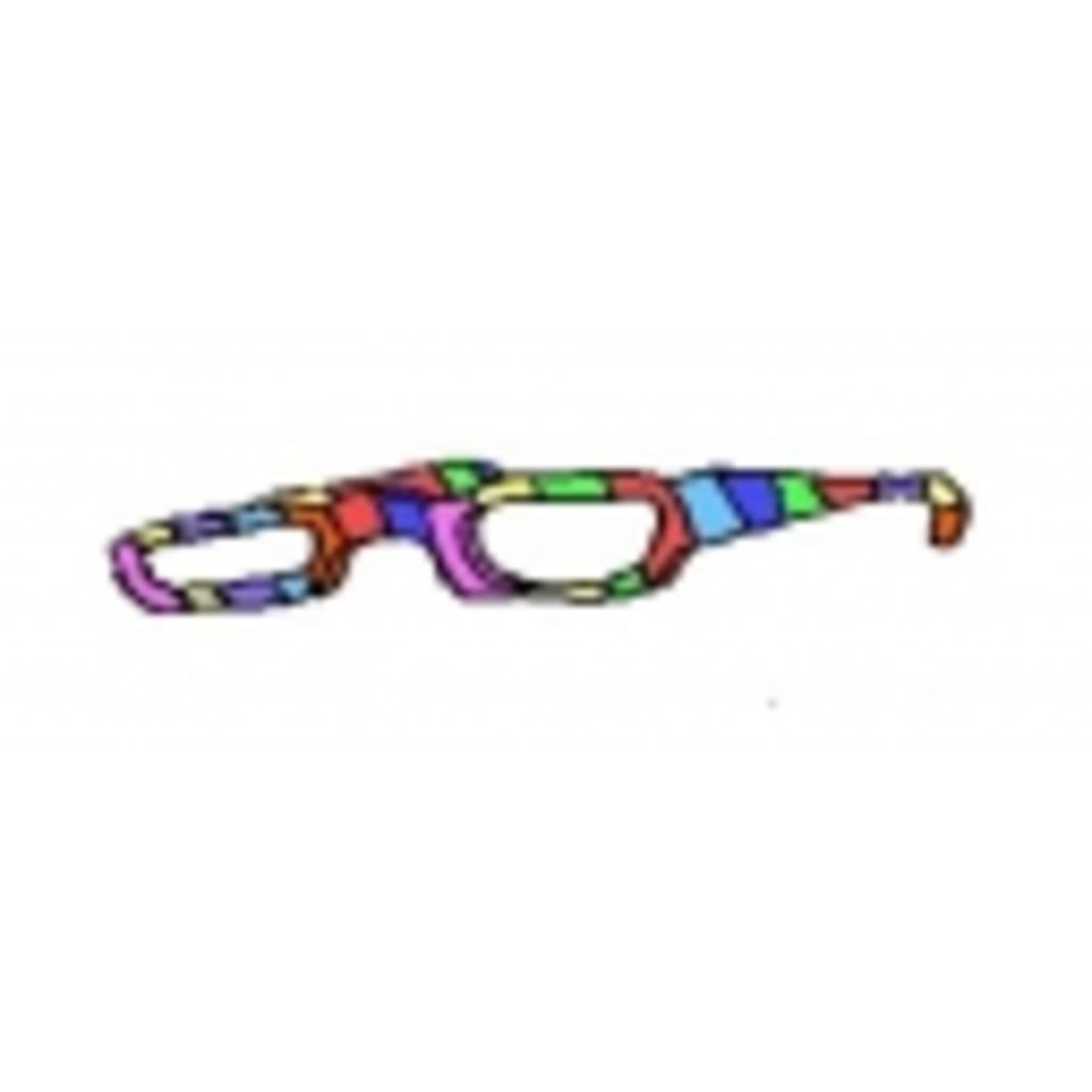 メガネが本体