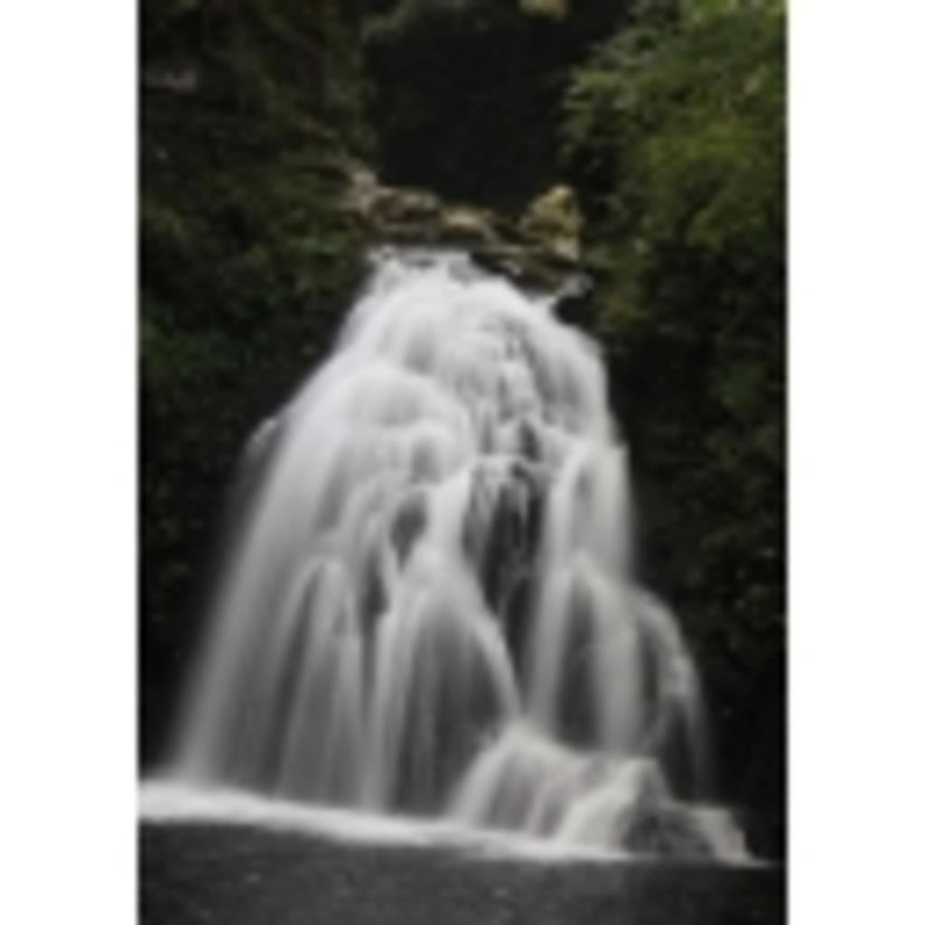 瀧本の滝登り