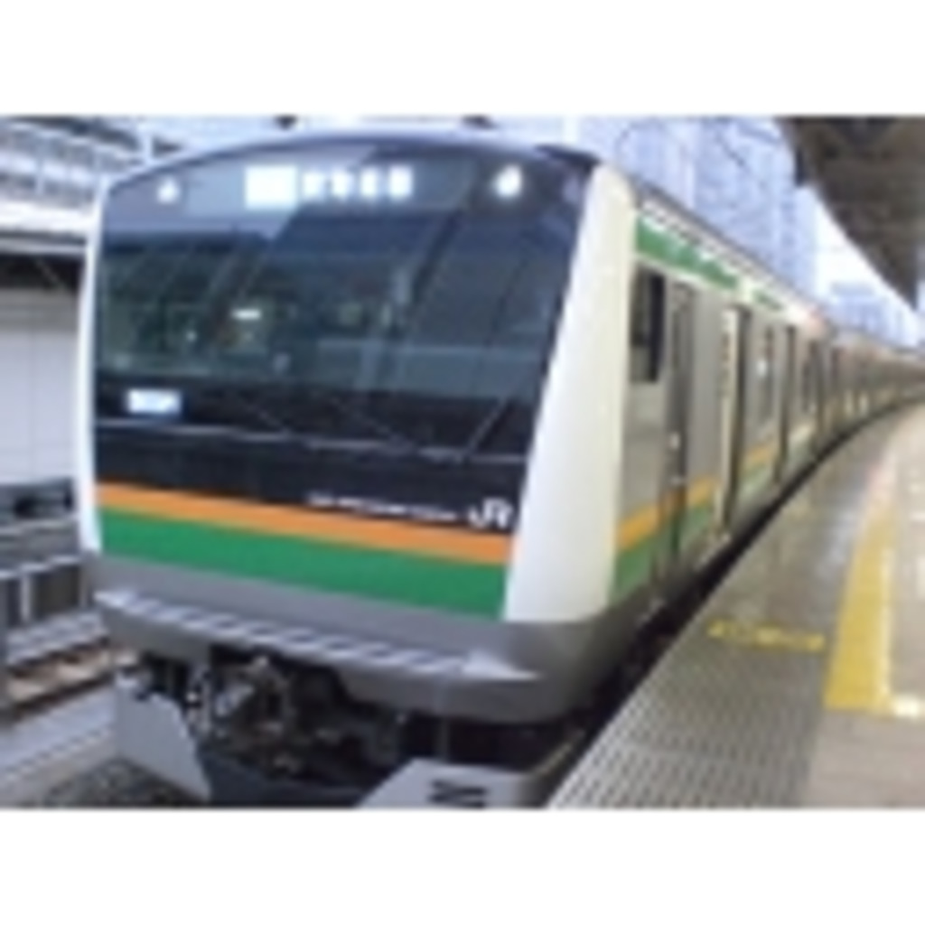 E233系3000番台(湘南色)