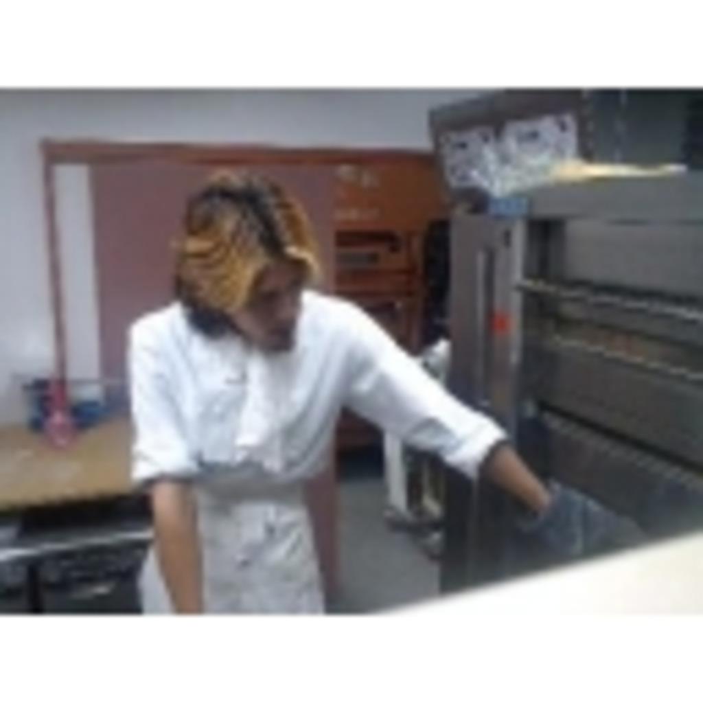 とある本気のパン職人